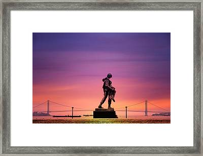 Everyday Is Memorial Day Framed Print by Bill Cannon