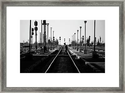 Everyday Framed Print