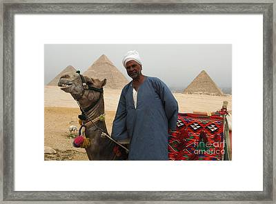 Everyone Smile Framed Print