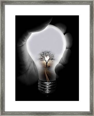 Everything Framed Print by Andrea Galiffi