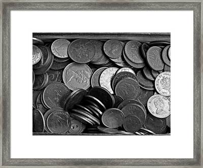 Everything Count Framed Print by Atchayot Rattanawan