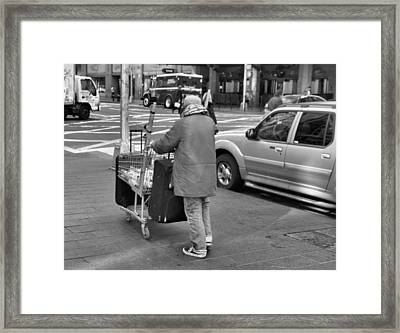 Everything I Own Framed Print by Dan Sproul