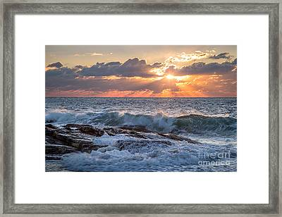 Everything Lasts Forever Framed Print by Benjamin Williamson