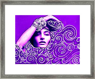 Everywhere You Look You See Yourself Framed Print