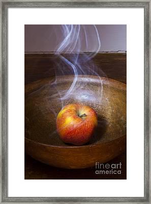 Eve's Apple Framed Print by Donald Davis