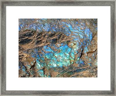 Evoking Framed Print
