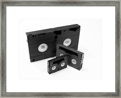 Evolution Framed Print by Randy Turnbow