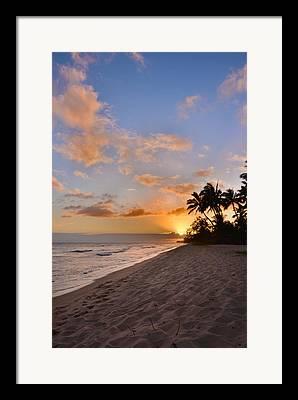 Polynesia Framed Prints