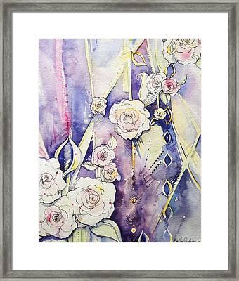 Ex Nihilo Framed Print
