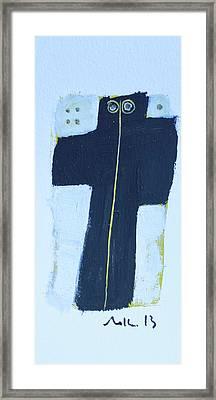 Exanimus No. 10  Framed Print