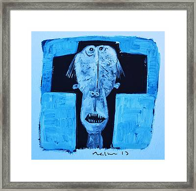 Exanimus No. 12  Framed Print by Mark M  Mellon