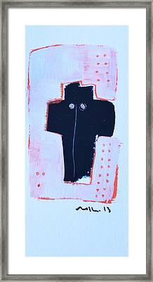 Exanimus No. 8  Framed Print by Mark M  Mellon