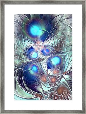 Excalibur Framed Print by Anastasiya Malakhova