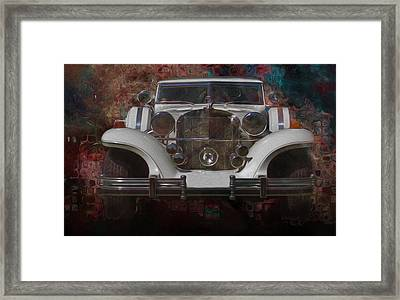 Excalibur Framed Print by Jack Zulli