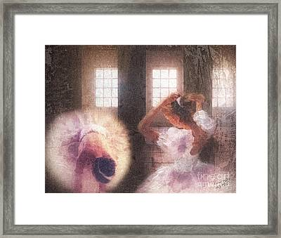 Excellence Framed Print by Mo T