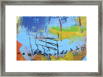 Excerp 1 From Joie Framed Print