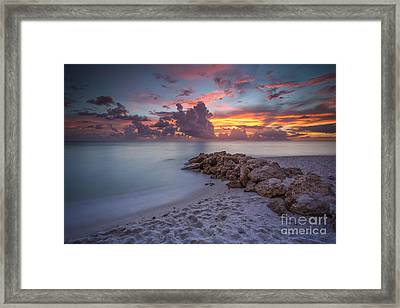 Exclamation Mark Framed Print by Marco Crupi