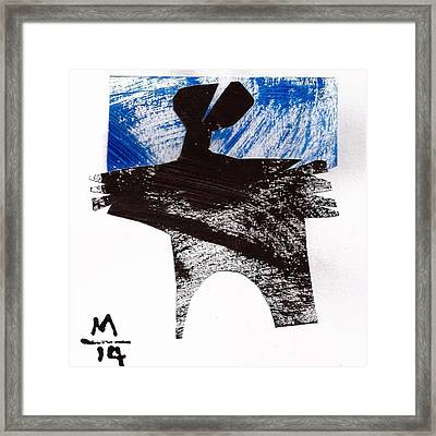Execo No. 2  Framed Print by Mark M  Mellon