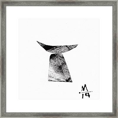 Execo No. 3  Framed Print by Mark M  Mellon