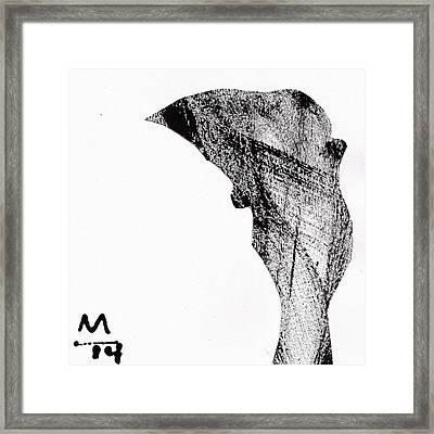 Execo No. 6 Framed Print by Mark M  Mellon