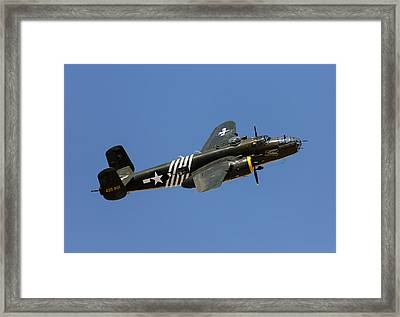 Executive Sweet Climbing Turn Framed Print by John Daly