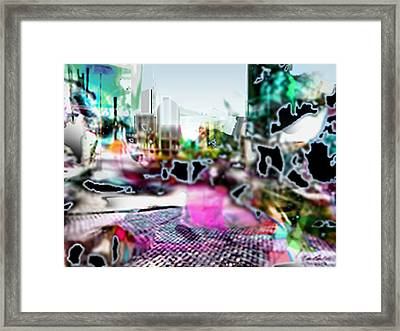Exhaarlems3c Framed Print by Immo Jalass