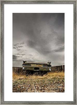 Exhiled- Star Cheif- Metal And Speed Framed Print