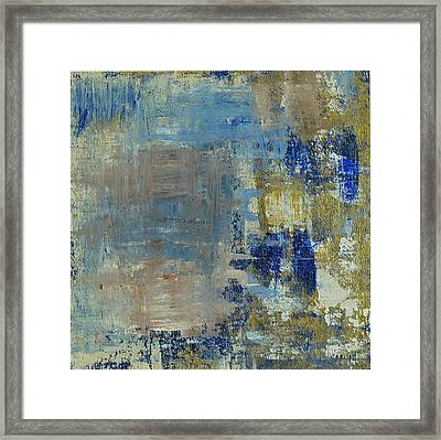 Exit Stage Left Framed Print