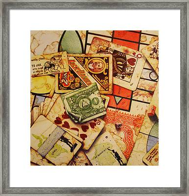 Exit Strategy Framed Print by Daniel Ragsdale Combs