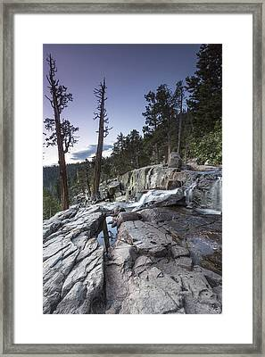 Exodus Framed Print by Jon Glaser