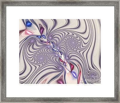 Exotic Destinations Framed Print