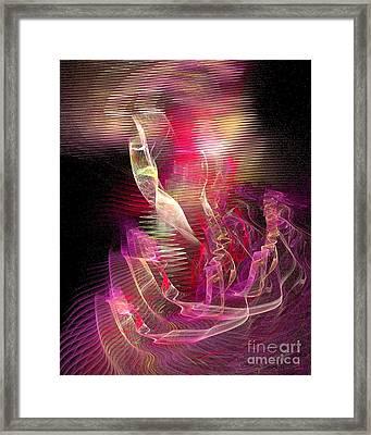 Expanding 2 Framed Print