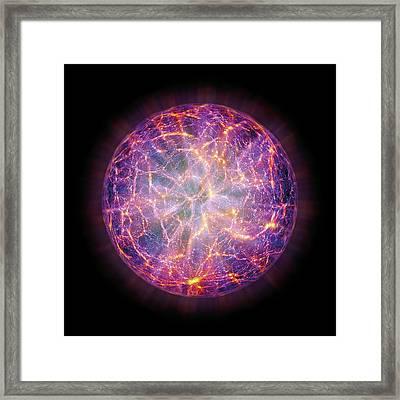 Expanding Universe Framed Print