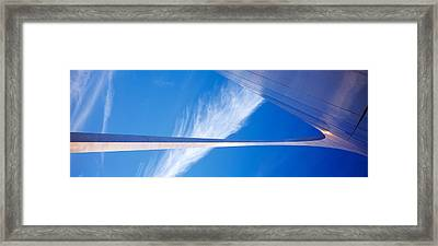 Expansion Arch St Louis Mo Framed Print