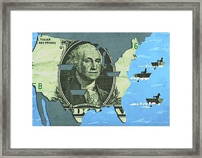 Expatriate Framed Print