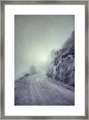 Expectation Framed Print by Guido Montanes Castillo