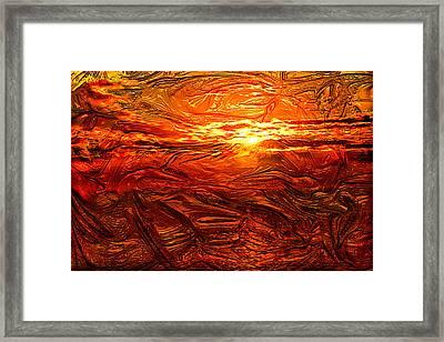 Expectation...... Framed Print by Tanya Tanski