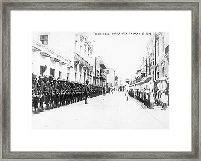 Expedition To Mexico (1914-1916) Framed Print by Granger