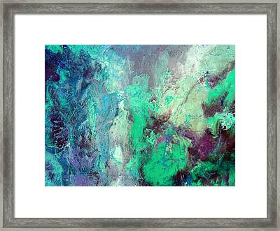 Experienced Framed Print