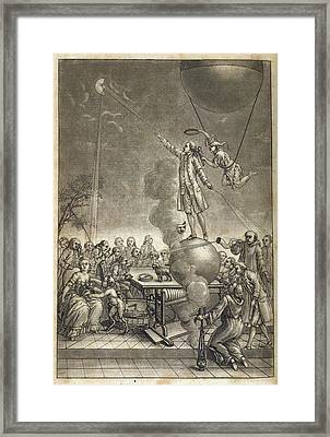 Experiment Framed Print by British Library