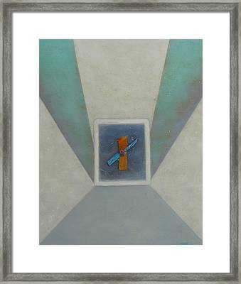 Exploration B Framed Print