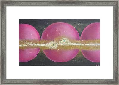 Exploration C Framed Print by Mary Ann  Leitch