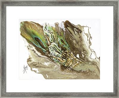 Explore Framed Print by Karina Llergo