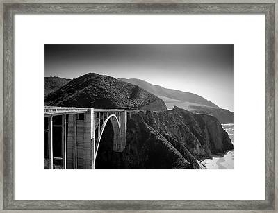Explore Framed Print by Mike Irwin