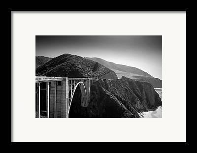 Bridge Road Framed Prints