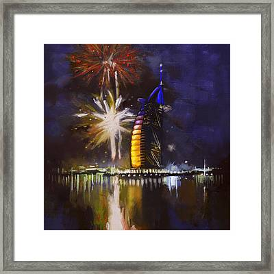 Expo Celebrations Framed Print by Corporate Art Task Force