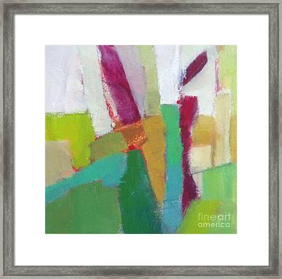 Exposed II Framed Print by Virginia Dauth