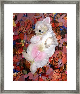 Exposed Framed Print by Sarah Wathen