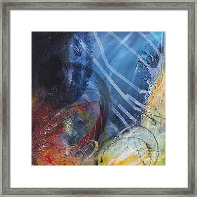 Expresion 6 Framed Print by Ira Ivanova