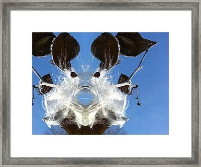 Expression.  Framed Print by Ruben  Llano